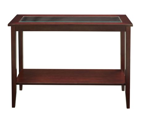 Mainstays console table for Sofa table at walmart