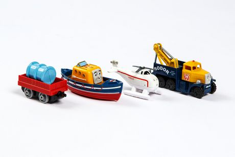 Thomas And Friends Fisher-Price Thomas & Friends Adventures Sodor Search & Rescue Set
