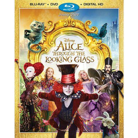 Alice de l 39 autre c t du miroir blu ray dvd hd for De l autre cote du miroir