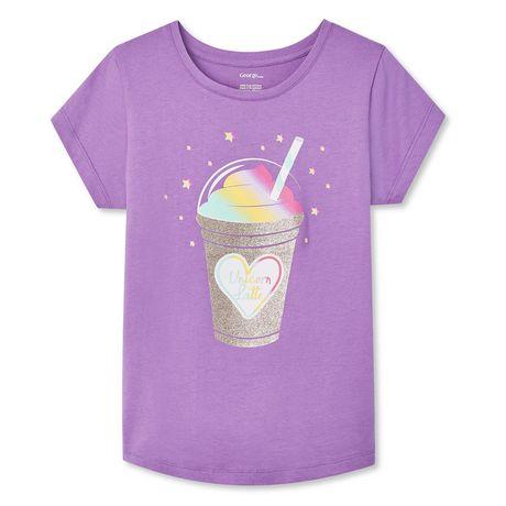 eb07d7a6 Girls Graphic Tees | Walmart Canada