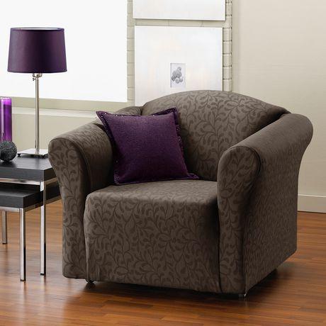 Housse extensible pour fauteuil fresca de surefitmc for Housse extensible pour fauteuil