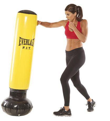 Everlast Power Tower Inflatable punching bag   Walmart.ca