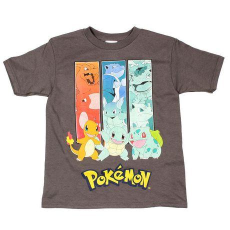 Pokemon Boys 39 Short Sleeve T Shirt