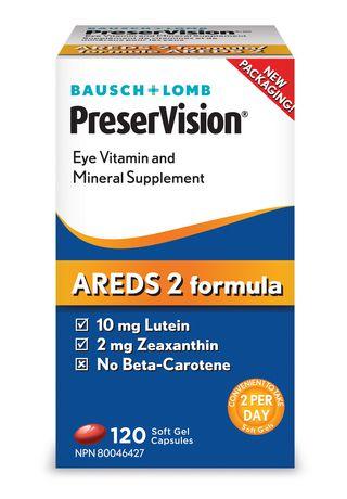 Vision & Eye Health Supplements   Walmart Canada