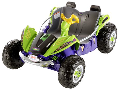 Power Wheels Teenage Mutant Ninja Turtles Kawasaki Kfx | Walmart Canada