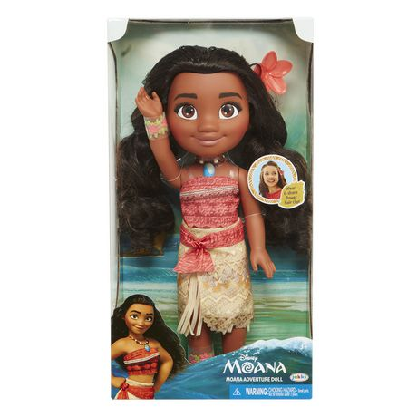 Disney Adventure Moana Doll Walmart Ca