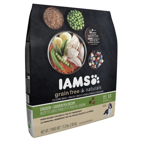 Iams Grain Free Dog Food Walmart