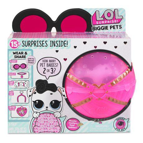 L.O.L. Surprise! Lol L.O.L. Surprise Biggie Pet- Dollmation