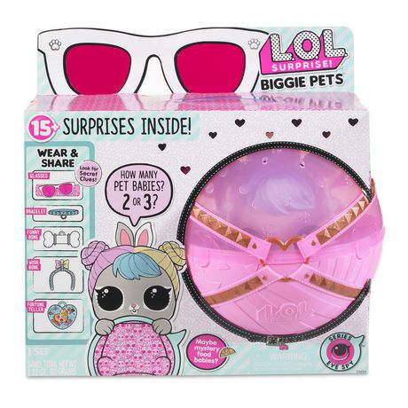 L.O.L. Surprise! Lol L.O.L. Surprise Biggie Pet - Hop Hop