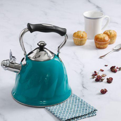 1.5 L Bouilloire en Inox Cuisine Thé Café Eau Pot sur induction Cuisinière