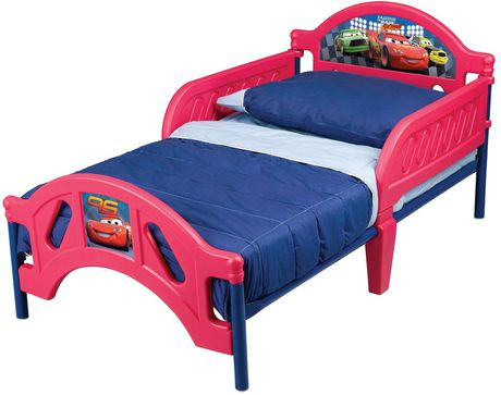 lit de tout petit les bagnoles de disney. Black Bedroom Furniture Sets. Home Design Ideas