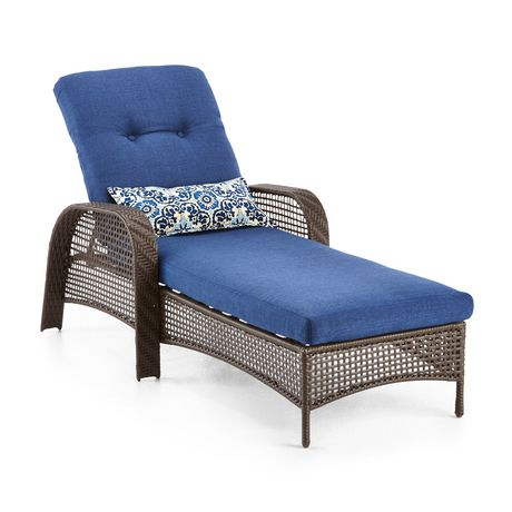 Woven lounge chair walmart 28 images wicker lounge for Braddock heights chaise lounge