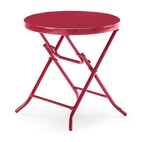 Mainstays Folding Table With Glass Top Walmart Canada