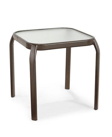 petite table empilable de mainstays 16 po. Black Bedroom Furniture Sets. Home Design Ideas
