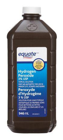 Equate Hydrogen Peroxide Walmart Ca