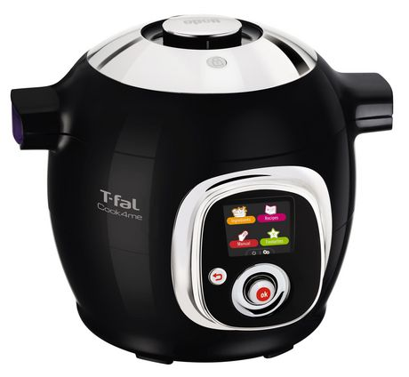 T-Fal T-Fal Cook4me All-In-One Multicooker Black