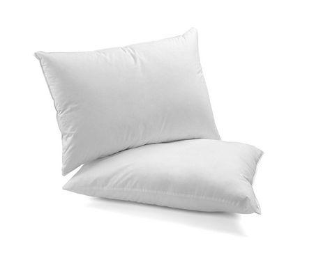 Royal Elite White Hutterite and European Down Pillows