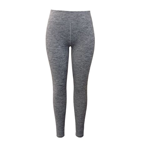 Athletic Works Ladies Thermal Pant Performance Base Layer by Athletic Works