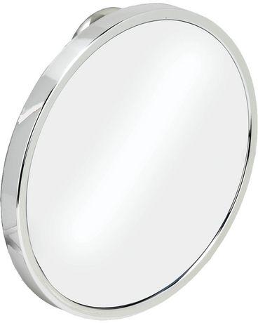 Twist n lock panier savon miroir de douche for Miroir walmart
