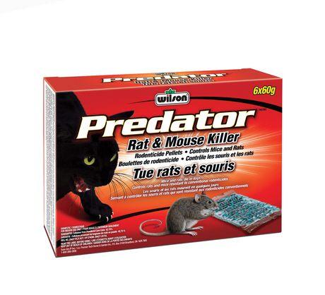 pastilles pour rats et souris predator. Black Bedroom Furniture Sets. Home Design Ideas