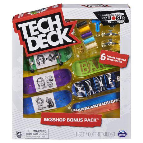 Tech Deck Walmart Canada