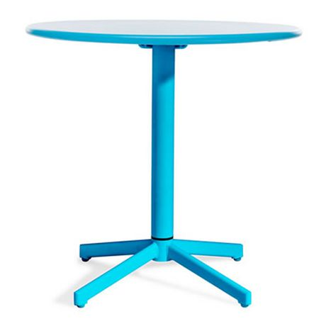 Table ronde pliante big wave aqua 703048 for Table pliante walmart
