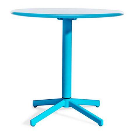 Table ronde pliante big wave aqua 703048 for Table pliante walmart