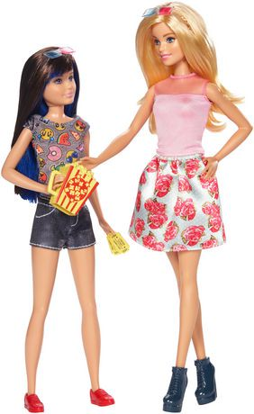 Barbie Amp Skipper Dolls 3d Movie Walmart Canada