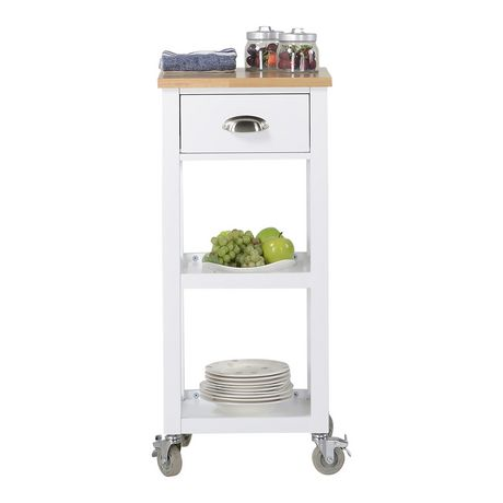 homestar kitchen island cart in white walmart ca small cart on wheels walmart kitchen carts and islands