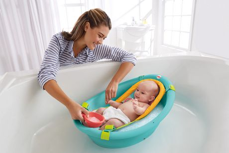 Baignoire volutive de fisher price - Baignoire evolutive bebe ...