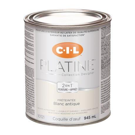 Cil md platine md peinture d int rieur pr teint e en - Peinture coquille d oeuf ...