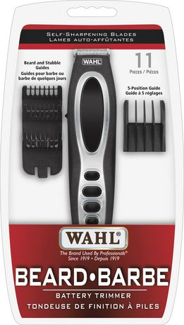 wahl battery beard trimmer. Black Bedroom Furniture Sets. Home Design Ideas