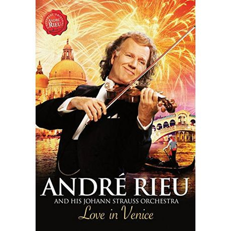 André Rieu - Love In Venice (Album player) - YouTube