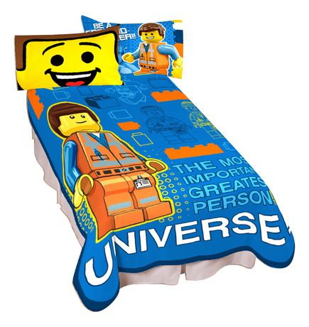 "Lego ""Greatest Person"" Blanket $22.96 @ Walmart"