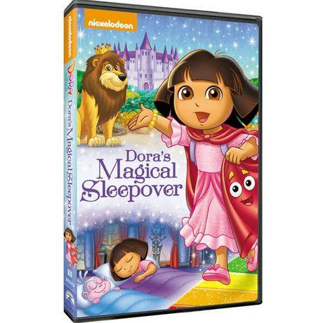 Magical sleepover