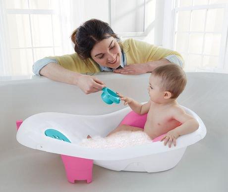 fisher price baignoire volutive 4 en 1 pour filles. Black Bedroom Furniture Sets. Home Design Ideas