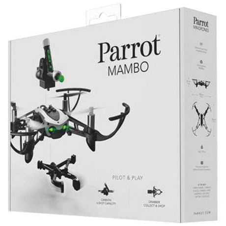 mini drone quadricopt re mambo de parrot avec cam ra. Black Bedroom Furniture Sets. Home Design Ideas