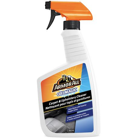 Armor All 174 Oxi Magic 174 Carpet Amp Upholstery Cleaner