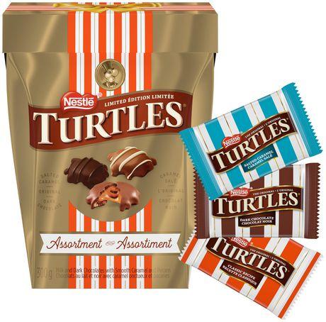 Turtles Nestl Turtles Assorted Holiday Gift Chocolates