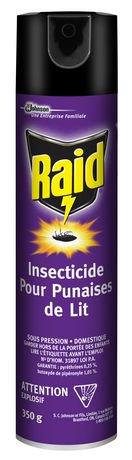Raid 174 Bed Bug Killer Walmart Canada