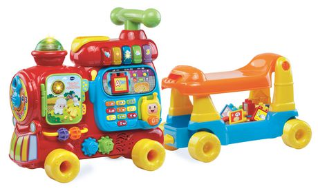 Vtech Sit-To-Stand Ultimate Alphabet Train- English Version Aa