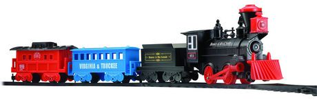 Kid Connection Battery Operated Forty Niner Special Train ...