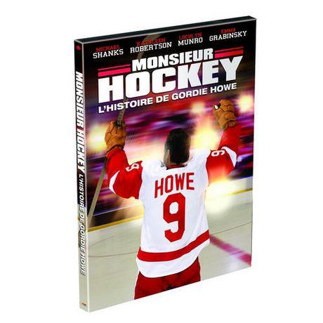 monsieur hockey l 39 histoire de gordie howe version fran aise. Black Bedroom Furniture Sets. Home Design Ideas