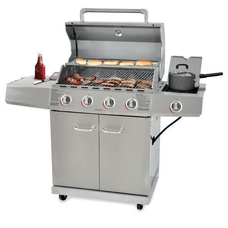 backyard grill lockport 4 burner lp gas grill