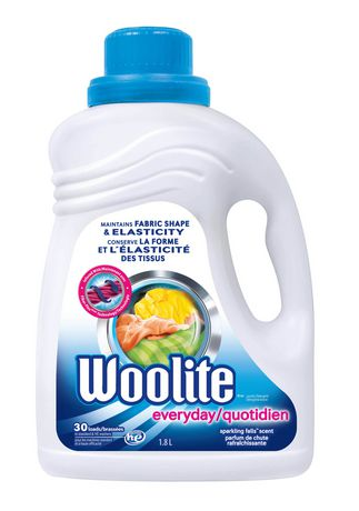 Woolite 174 Everyday Liquid Laundry Detergent Walmart Ca