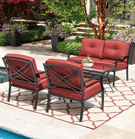 Patio Furniture Patio Sets For Sale Walmart Canada