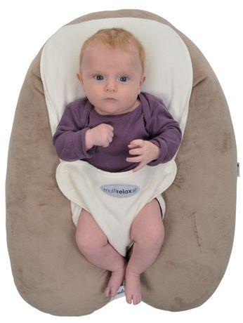 Candide Multifunctional 3 In 1 Pillow Newborn Lounger