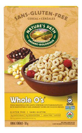 Organic o cereal