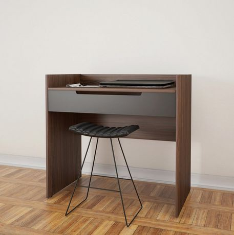 maquilleuse alibi de nexera en noyer et charbon walmart canada. Black Bedroom Furniture Sets. Home Design Ideas