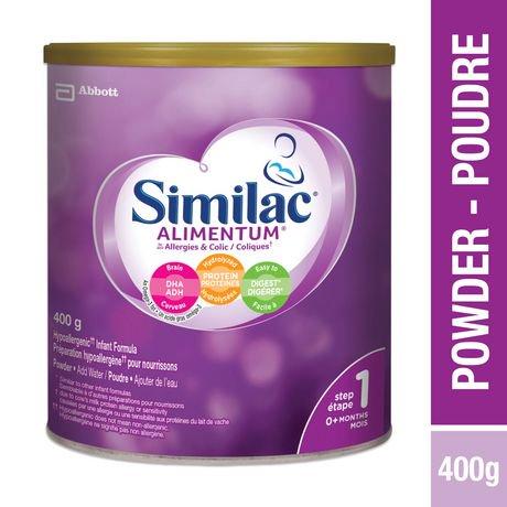 Similac Alimentum Hypoallergenic Infant Formula Powder